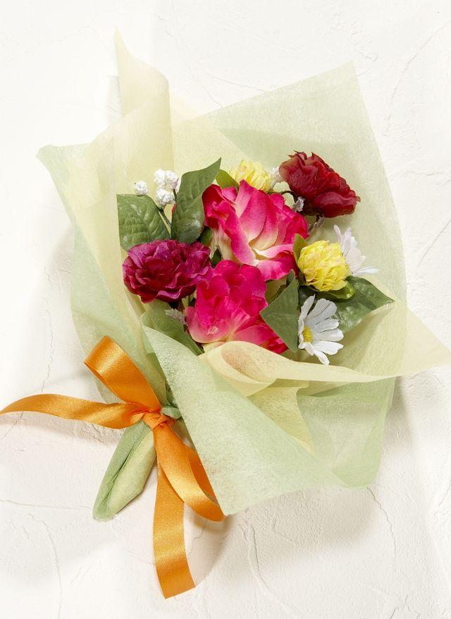 【花ミニ花束】手のひらブーケ51