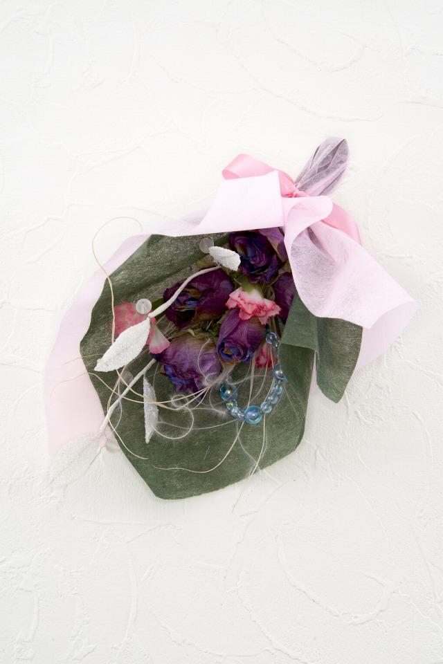 【花ミニ花束】手のひらブーケ40