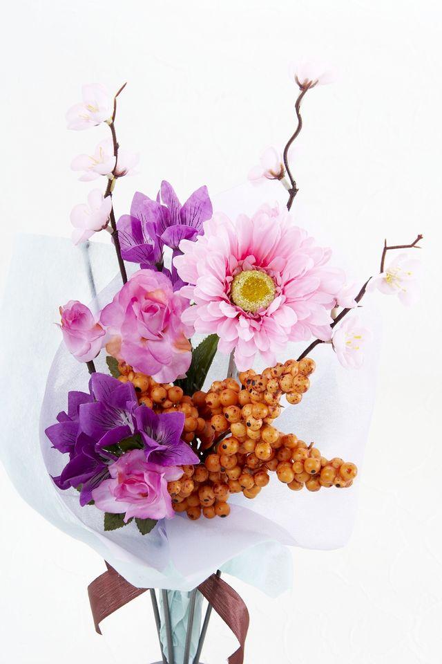 【造花花束】light bouquet -1