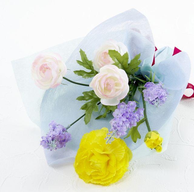 【造花花束】light bouquet -15