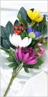造花の仏花